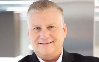 New Senior Vice President Todd Minden's head shot
