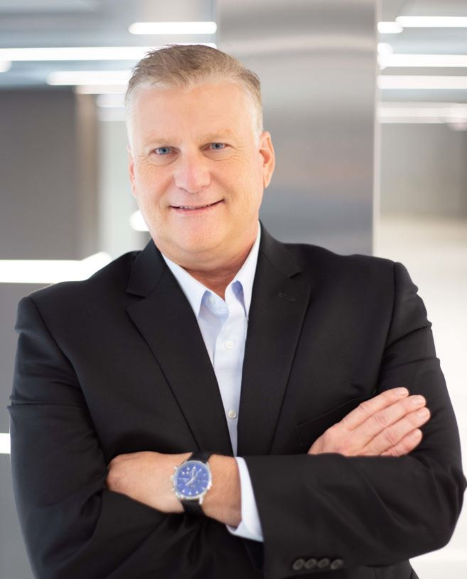 Prescient's Senior Vice President of Sales and Marketing, Todd Minden
