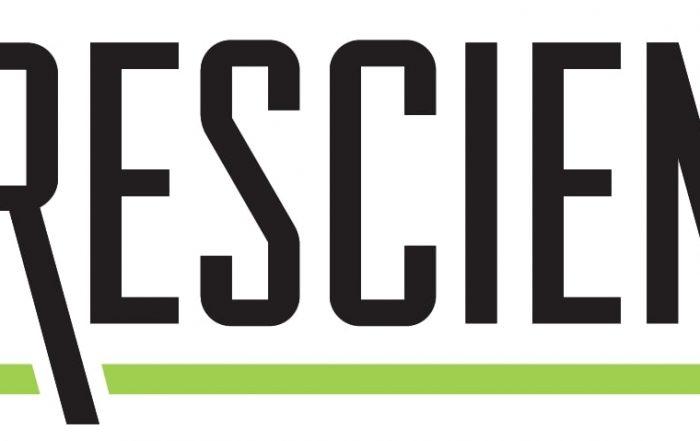 Prescient official corporate logo
