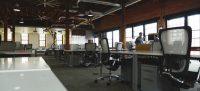 Modern office outlook